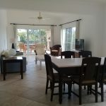 cocotal condo dining/living room