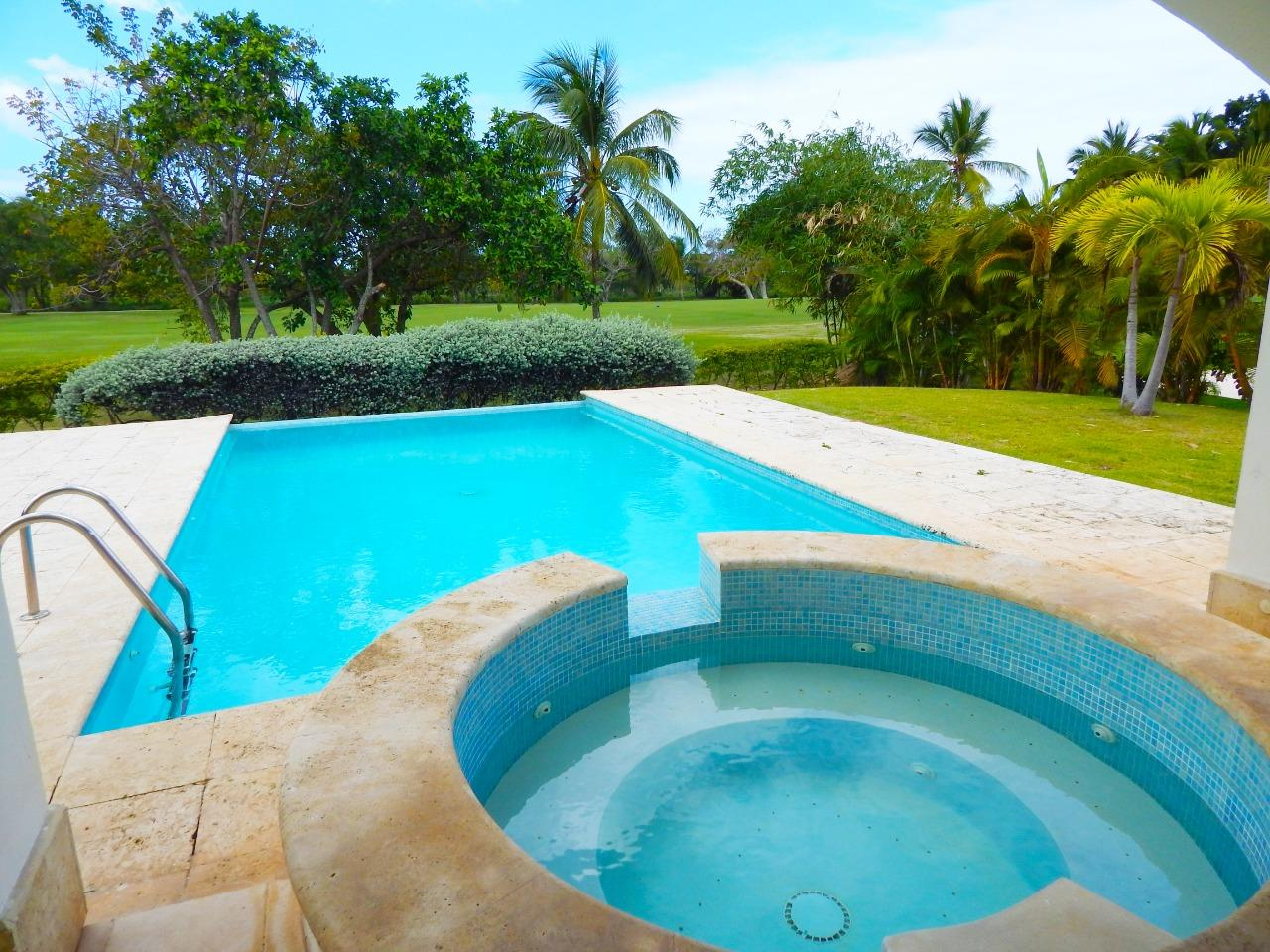 palma real villa private pool and jacuzzi