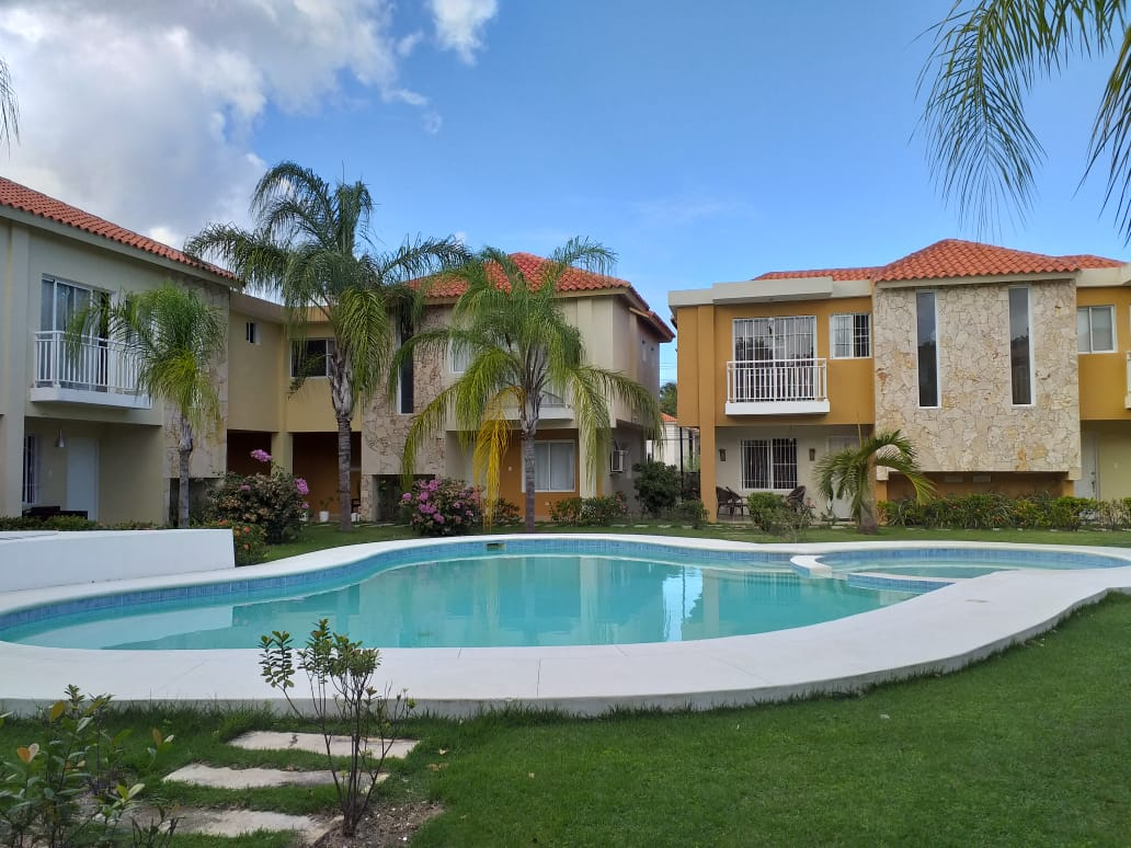 costa bavaro villa for rent private pool