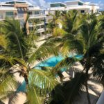 punta cana condo for rent private pool