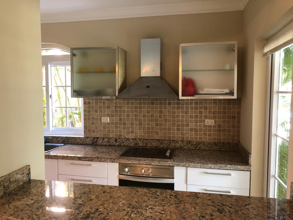 palma real condo for rent kitchen
